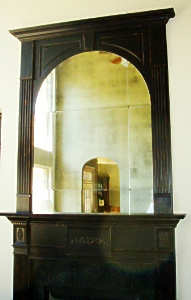 Antique Mirror Glass Distressed Mirror Mercury Glass